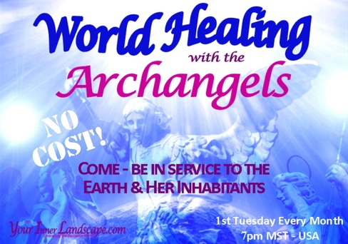World Healing with the Archangels