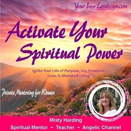 Activate Your Spiritual Power Private Mentoring for Women