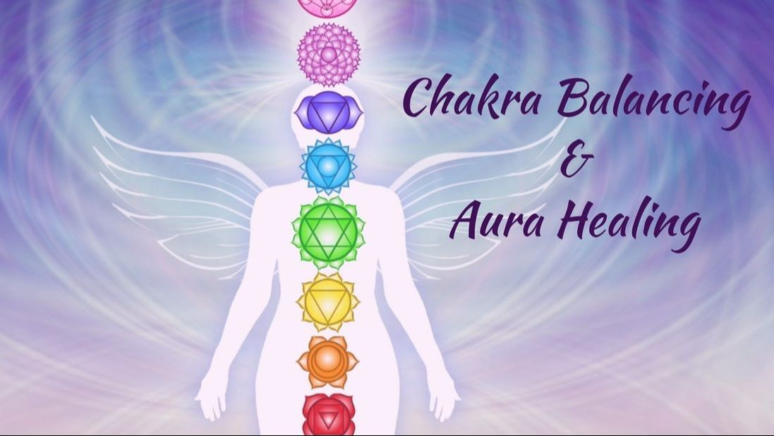 Chakra Balancing and Aura Healing with the Archangels