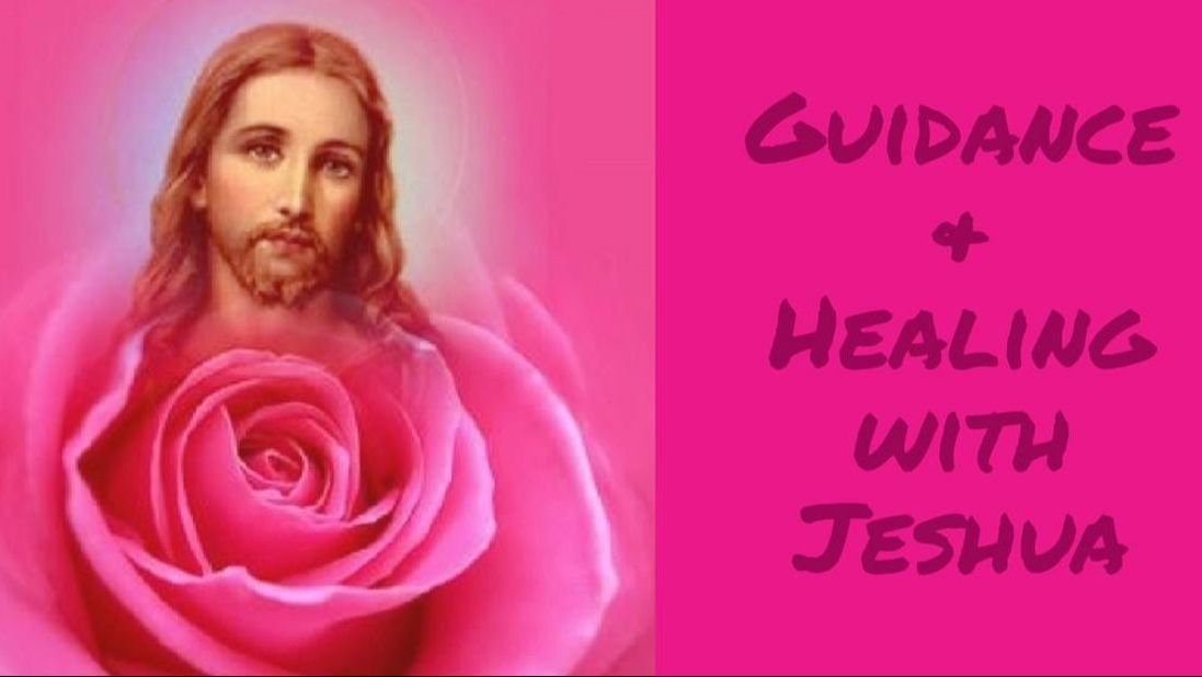 Guidance and healing with Jesus